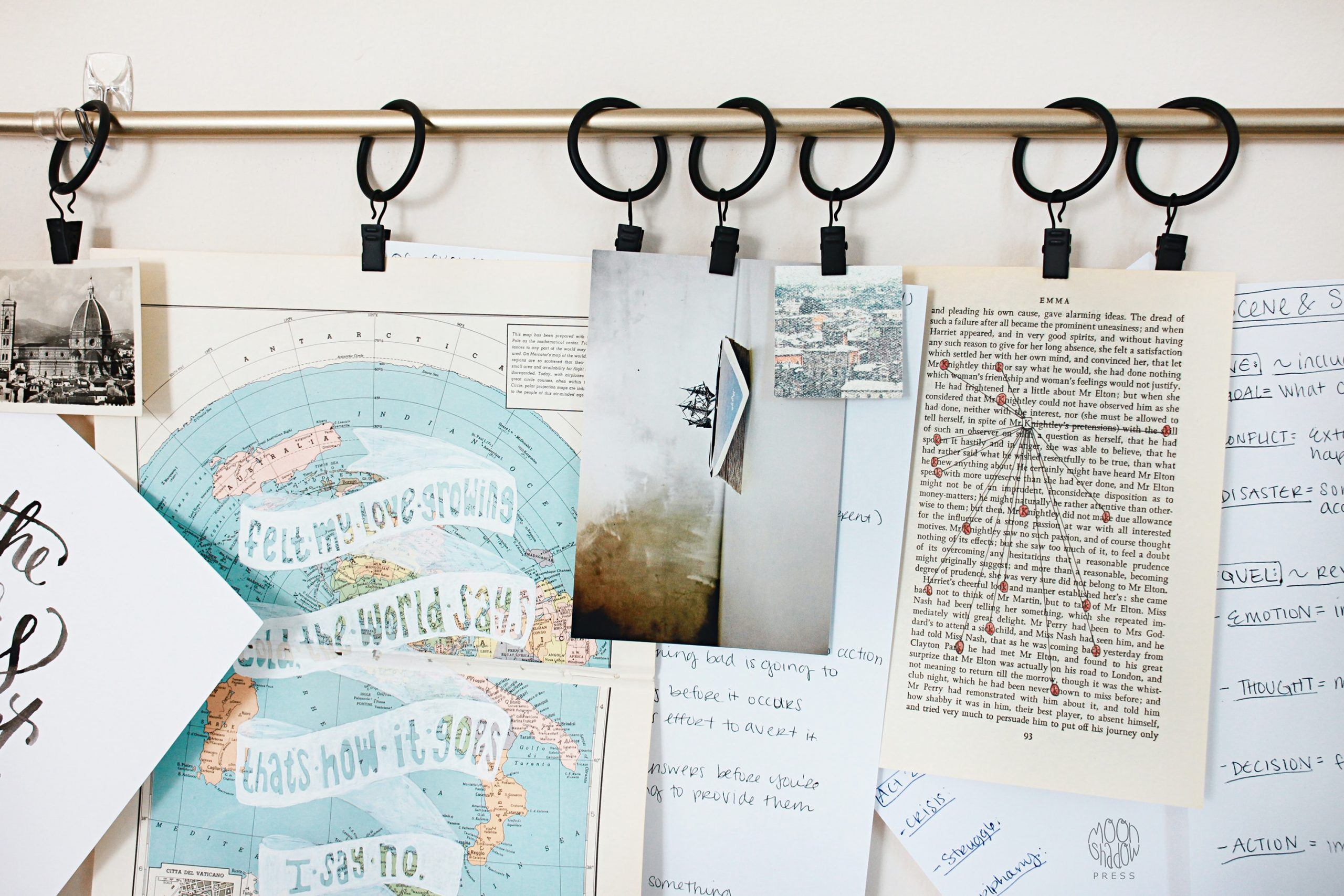 How to Create a Mood Board for your Beauty Brand